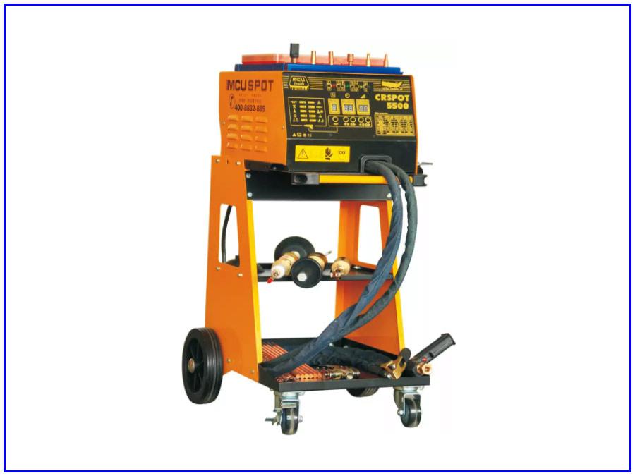 Hình ảnh máy hàn giật tôn ô tô CRSPOT-6500