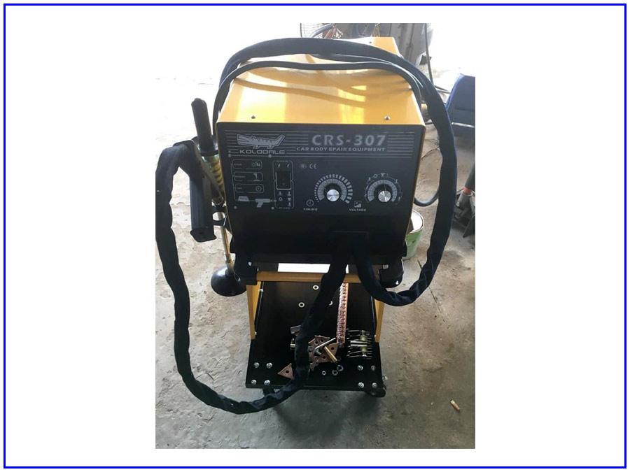 Hình ảnh thực tế máy hàn rút tôn Trung Quốc Kolodale CRS-307
