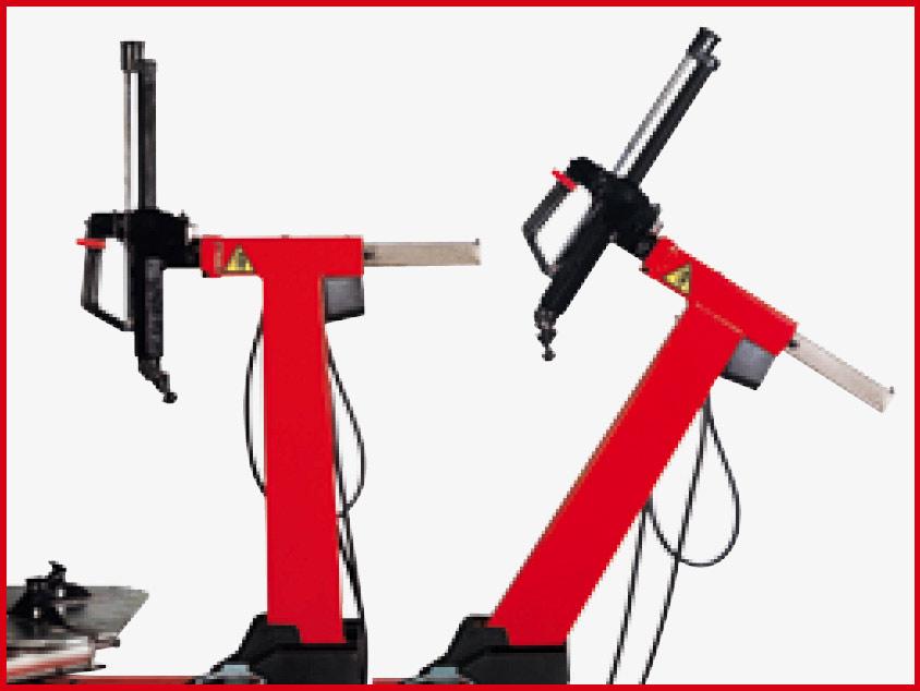 Trụ đứng xoay ( gật gù) được với trợ lực khí nén có độ ổn định cao.