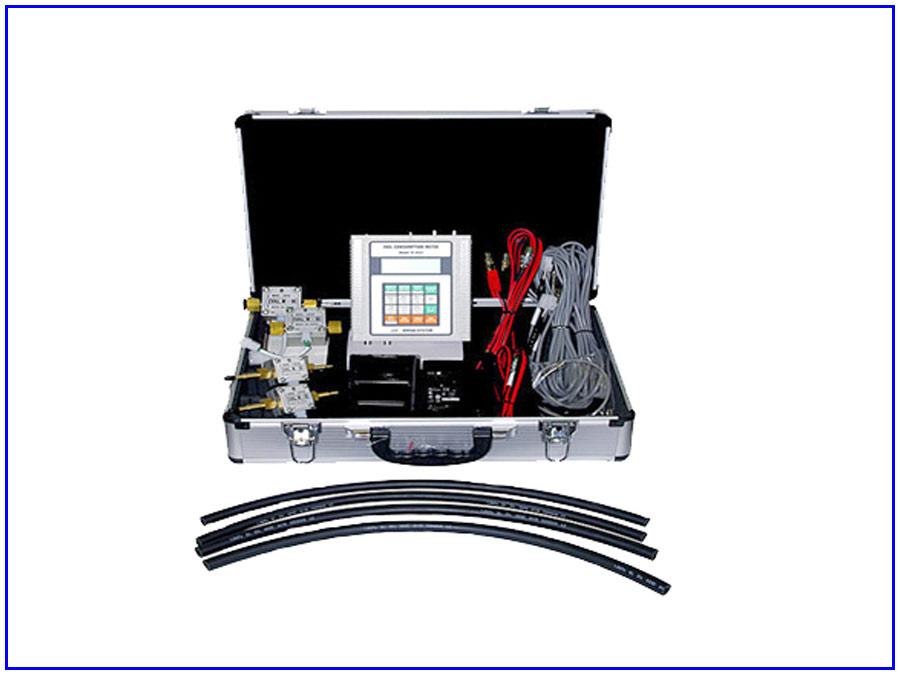 Thiết bị đo mức tiêu hao nhiên liệu Banzai FC-9531F