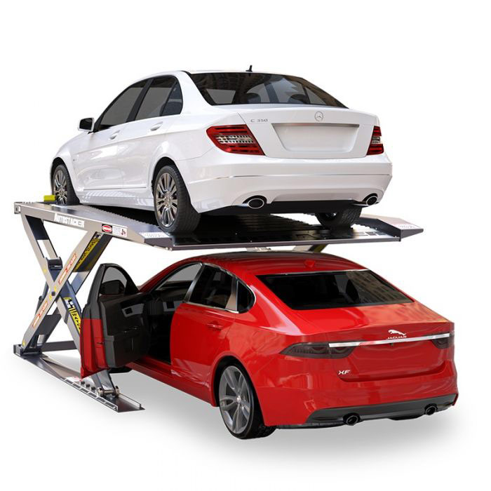 Thang nâng ô tô gia đình Bendpak