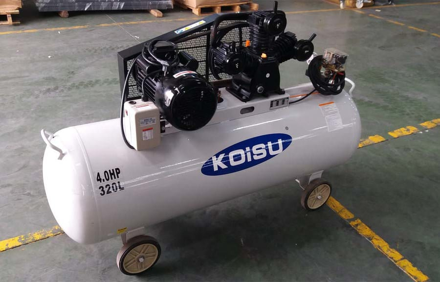 Hình ảnh máy nén khí piston 3kw