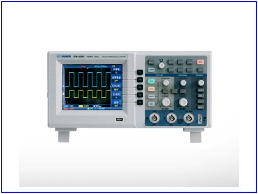 Thiết bị hiển thị sóng kỹ thuật số opcillicop 2 kênh hiển thị CPM-1005BE