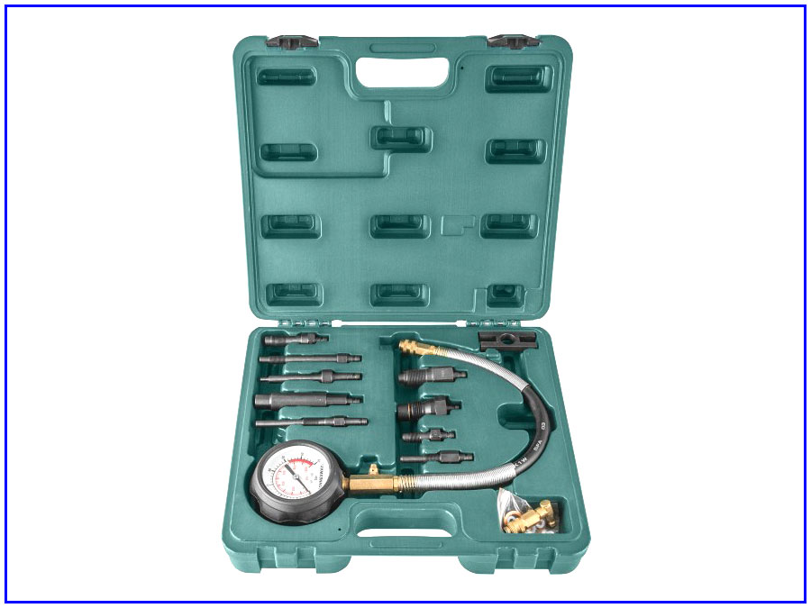 Bộ dụng cụ kiểm tra áp suất nén động cơ Diezel AI020051