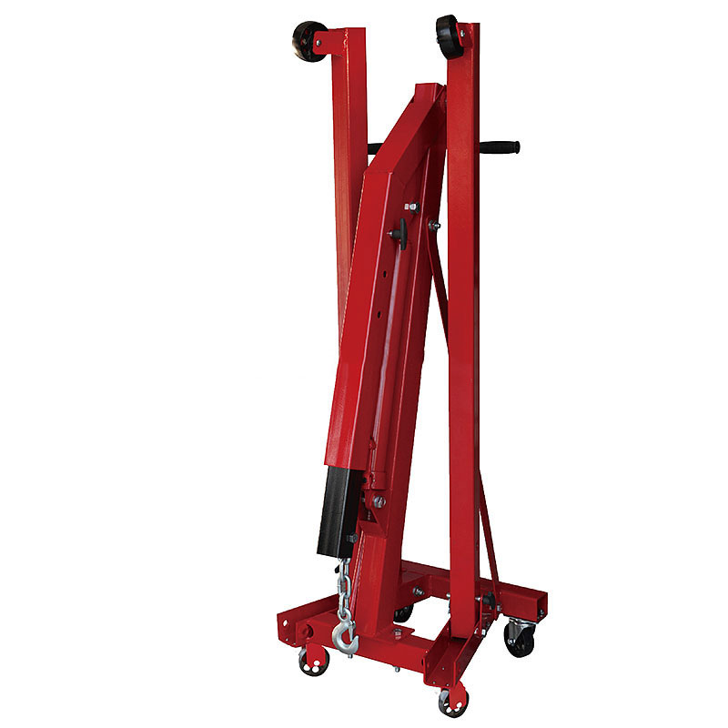 Cẩu móc động cơ 1 tấn có thể gập lại khi không sử dụng