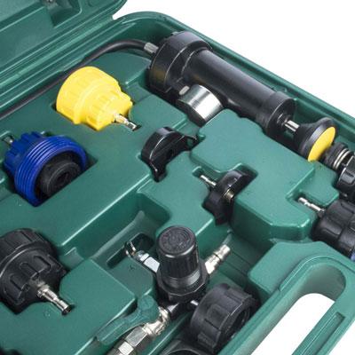 Dụng cụ kiểm tra két nước làm mát ô tô Jonnesway AE300064 1