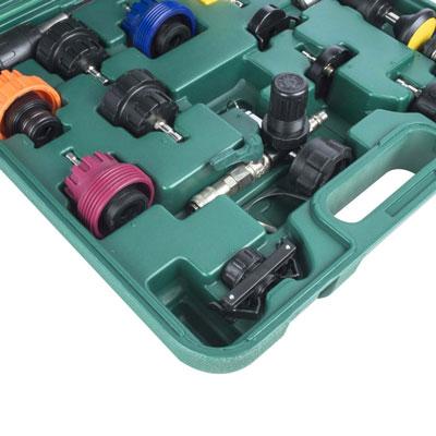 Dụng cụ kiểm tra két nước làm mát ô tô Jonnesway AE300064 2