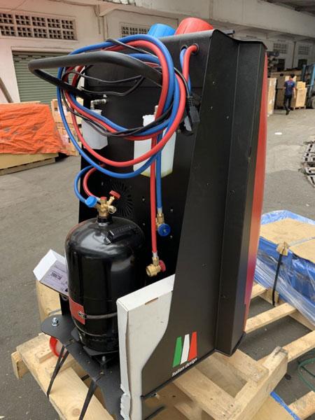 Máy nạp gas máy lạnh ô tô