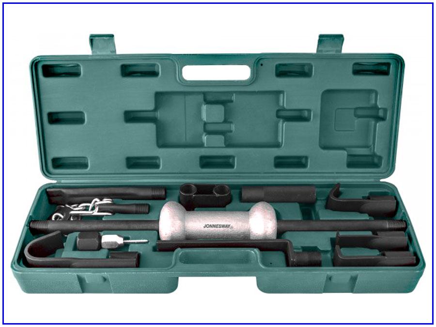 Bộ búa giật đa năng sửa chữa thân vỏ Jonnesway AE310003
