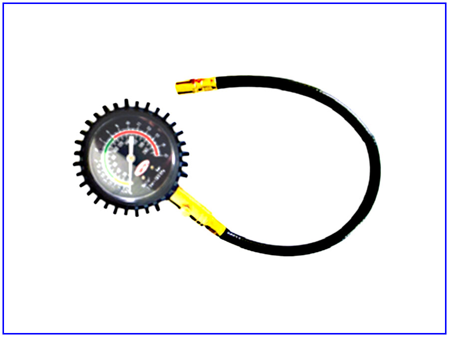 Đồng hồ đo áp suất lốp loại có van xả hơi LC3400