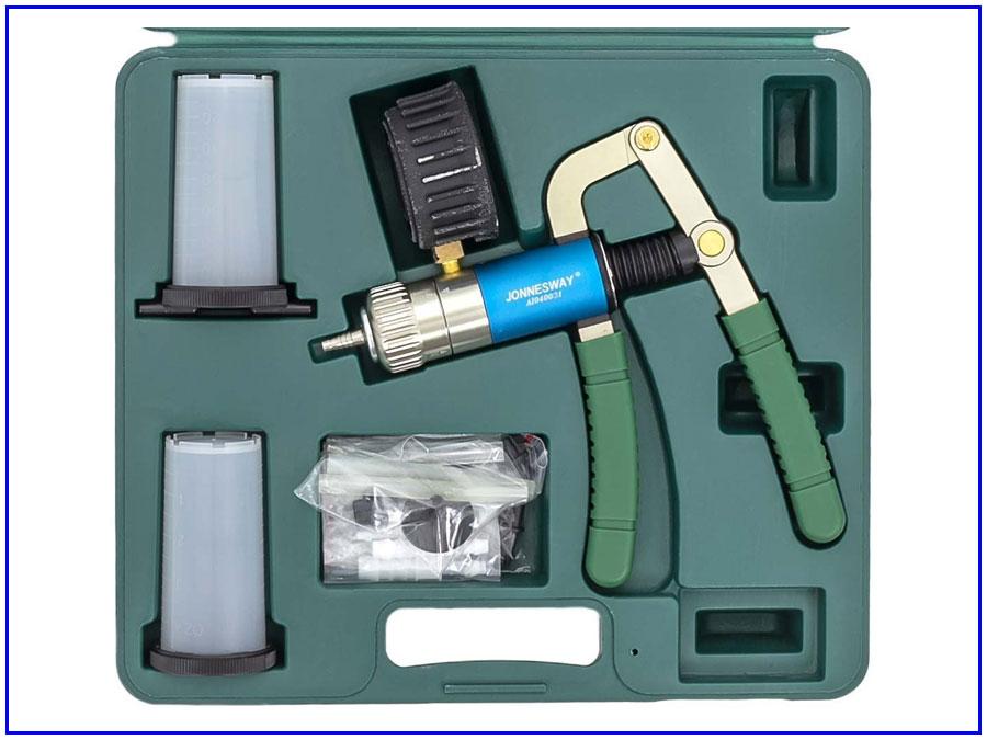 Dụng cụ hút xả E (AIR) dầu phanh Jonnesway AI040031