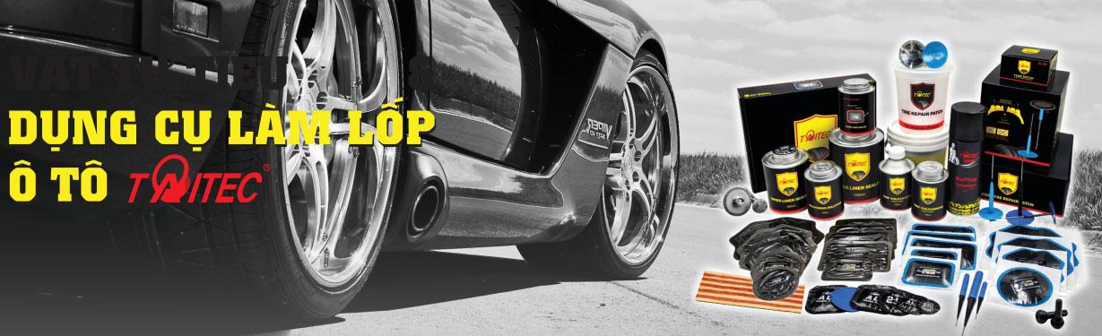 Dụng cụ vá lốp ô tô
