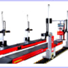 Máy kiểm tra góc đặt bánh xe 4 Robot tự dò R.E.M.O 4C