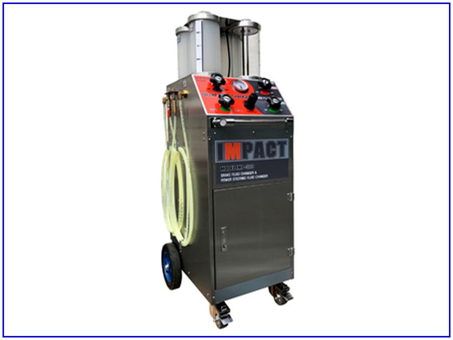 Thiết bị thay dầu phanh và dầu trợ lực lái IMPACT-320