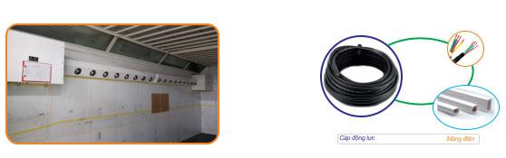 Hệ thống thổi khí nóng tuần hoàn cho phòng sơn gốc nước 1
