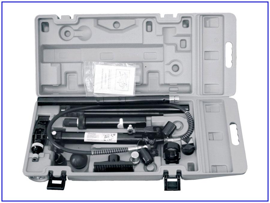 Bộ kéo nắn khung xe tai nạn Zhongxing ZX0201B
