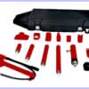 Bộ kéo nắn thân vỏ xe ô tô thủy lực 10 tấn GYS