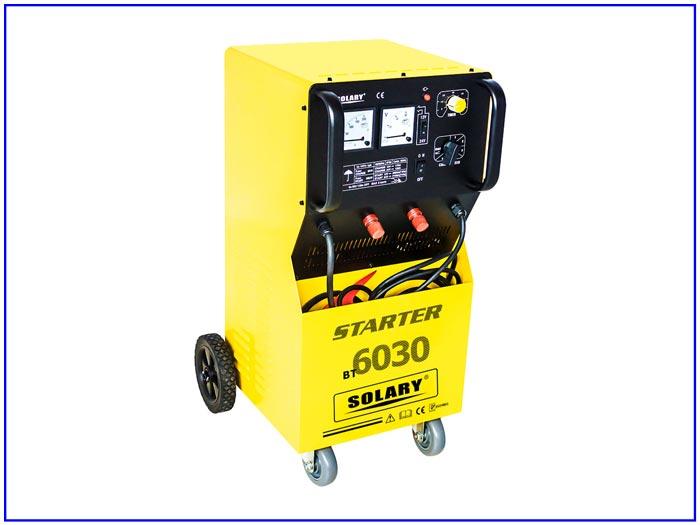 Máy nạp ắc quy và hỗ trợ đề 12-24V BT6030
