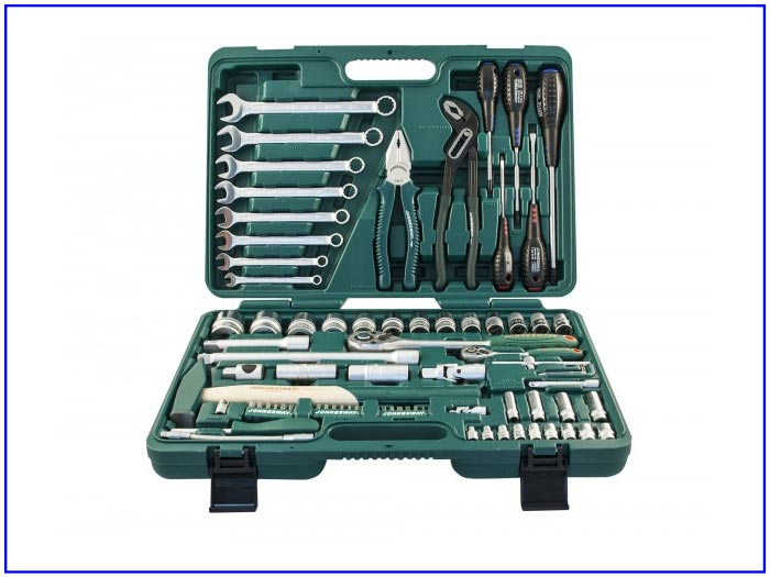Bộ dụng cụ sửa chữa đa năng 77 chi tiết S04H52477S