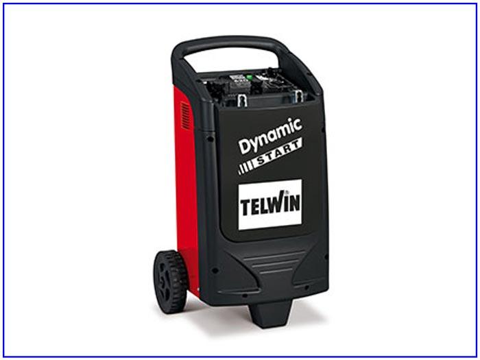 Máy sạc ắc quy ô tô 12V-24V và khởi động đề DYNAMIC 620 START